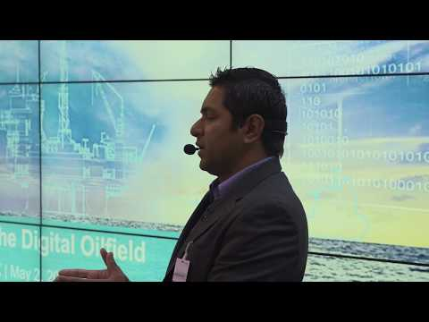 Cybersecurity: The Need for a Secure Oilfield