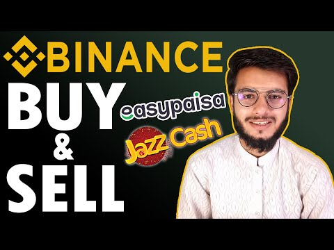 How To Buy And Sell Cryptocurrency In Pakistan | How To Buy And Sell Crypto In Binance