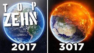 10 Gründe, warum es in 1000 Jahren keine Menschen mehr gibt!