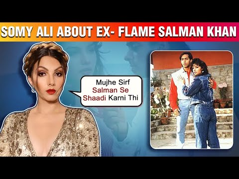 Somy Ali Says She Only Wanted To Marry Salman Khan | Interview About Relationship And Career