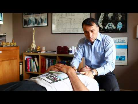 Chiropractor for neck and back pain - Chirolink Chiropractic Centre
