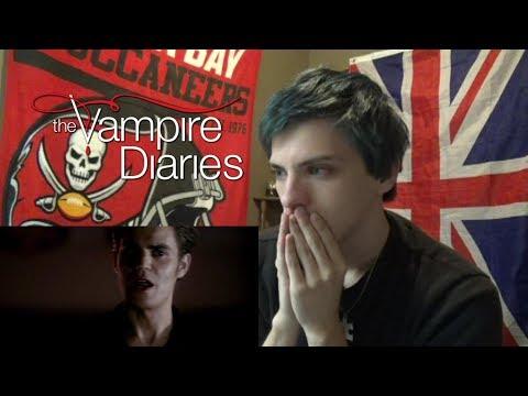 The Vampire Diaries - Season 3 Episode 5 (REACTION) 3x05