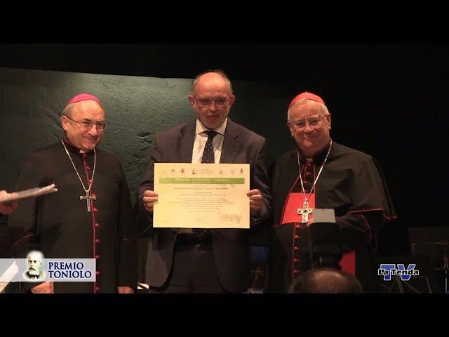 Premio Toniolo 2018 - 3a edizione