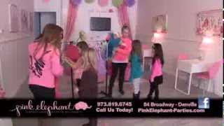 Pink Elephant Parties & Events Boutique - Brand New TV Commercial!!!