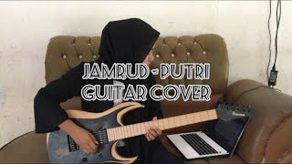 Jamrud - Putri (Guitar Cover)    Delvi Afrio