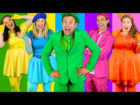 What Color Am I Wearing? | Kids Colors Song - Learn Colors, Teach Colours - Clothing Song