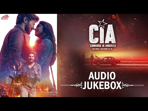 Comrade In America (CIA) All Songs Audio Jukebox | Gopi Sundar | Dulquer Salmaan | Amal Neerad