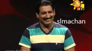Ranjan ramanayaka speak- mathara sunil voice