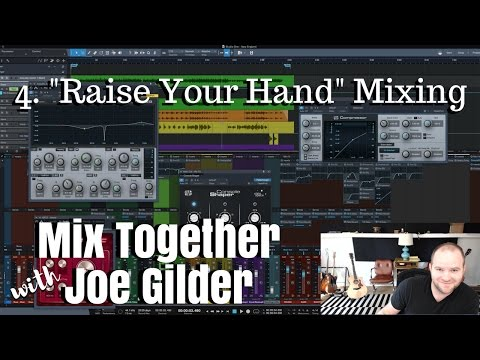 Raise Your Hand Mixing | Mix Together #4