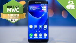 Samsung Galaxy S7 Edge Hands On!