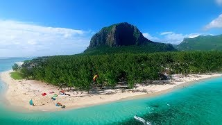 Common April Day in Mauritius