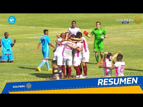 Resumen: Deportivo Binacional vs. Universitario (0-1)