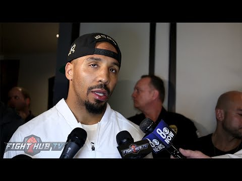 "Thumbnail: Andre Ward on Mayweather McGregor ""Understand what you're signing up for & what it is!"""