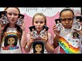 Toys AndMe Limited Edition Tiana Dolls Surprise Presents At Smyths Toys Store