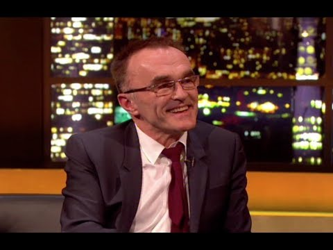 Danny Boyle Discussing Filming With The Queen - The Jonathan Ross Show