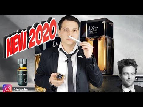 Dior Homme 2020 Новый мужской аромат