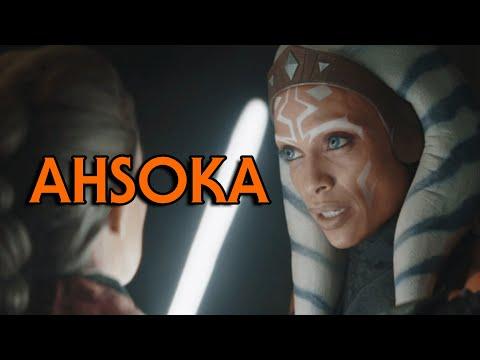Everyone when Ahsoka appeared in The Mandalorian