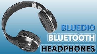 bluedio H Plus (Turbine) Wireless Bluetooth Headphones Review!