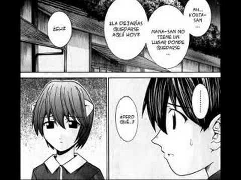 elfen lied manga 52