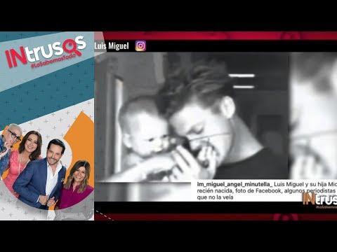 ¡Imágenes de Michelle Salas y Luis Miguel, juntos! | Intrusos