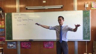 Quadratic Equations (1 of 4: Overview of methods)
