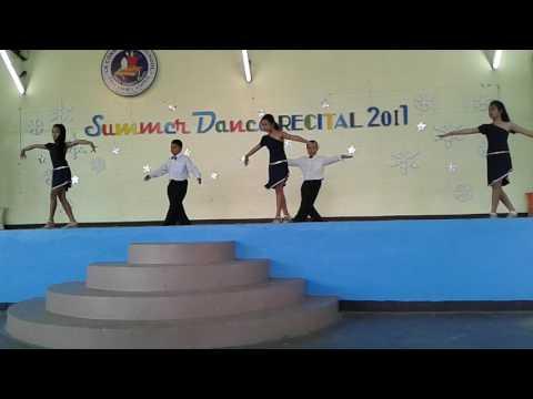 Our Summer Dance Recital (latin dancesport)