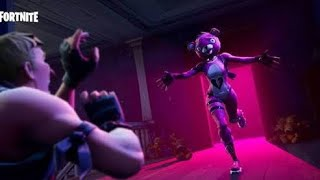 Fortnite: Gameplay with the Skin of the pink Ursa ft. LUCASPP and Henhalfeld