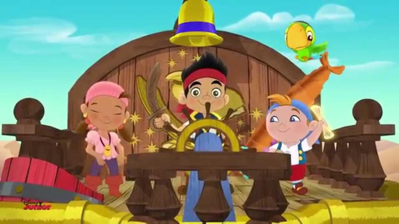 Jake et les pirates du pays imaginaire l 39 anniversaire de - Jake et les pirates ...