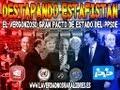 El pacto de estado PPSOE, la gran estafa del sistema capitalista