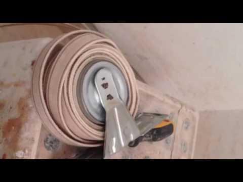 Cambiar cinta y mecanismo de persiana youtube - Cambiar cinta de persiana ...