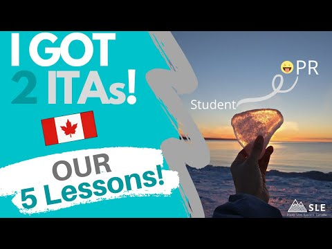 STUDENT To PR: MY INVITATIONS TO APPLY (ITA)! - International Students In Canada-Immigrate To Canada