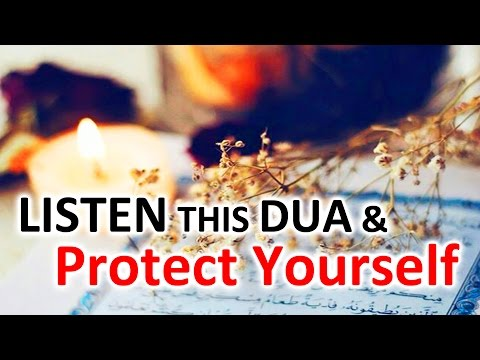 LISTEN This AMAZING DUA And PROTECT Yourself ᴴᴰ | MUST LISTEN!!!