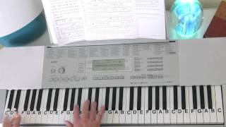Theme from Jaws ~ LNP Cover Tutorial arr. ~ LetterNotePlayer ©