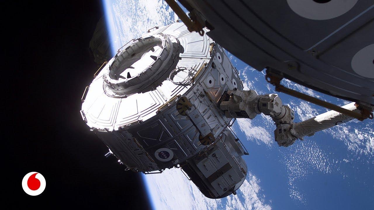 Paolo Nespoli, el astronauta más veterano de la Agencia Espacial Europea