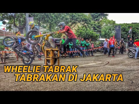 KOMPETISI DI JALAN JAKARTA