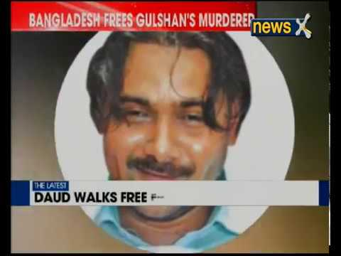 Gulshan Kumar's murder convict Abdul Rauf Daud Merchant released from Dhaka jail