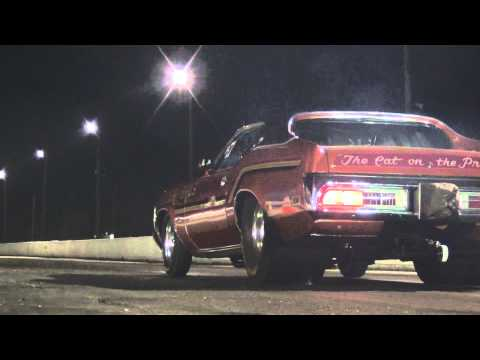 8 Second Car Pro Street 71 Mercury Cougar Drag Racing