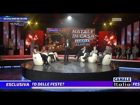 'Natale in casa Canale Italia | Speciale Notizie Oggi Lineasera