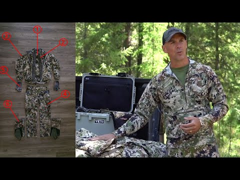 Which Sitka Gear For Elk Hunting?