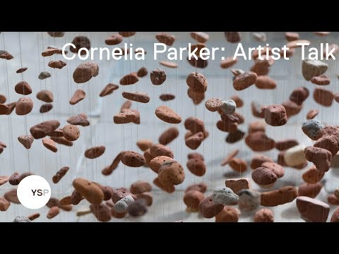Cornelia Parker Artist Talk