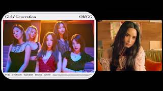 Girl's Generation-Oh!GG '몰랐니 (Lil' Touch)' - Solo (Demi Lovato) [MASH-UP]