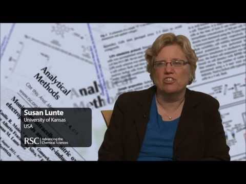 Sue Lunte on Analytical Methods