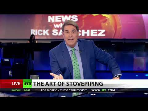 Russiagate was 'stovepiped' like Iraq war