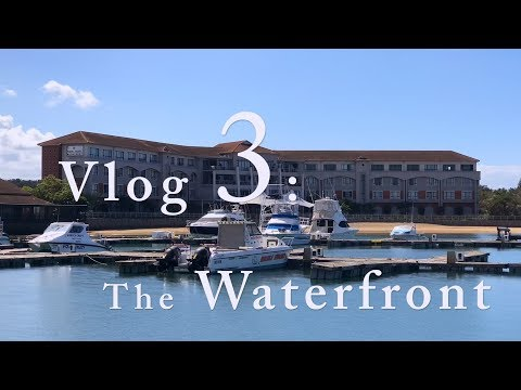 VLOG 3: The Waterfront, Richards Bay