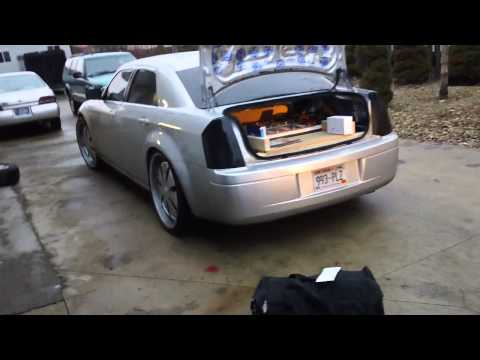 CAR AUDIO DEMO For The Tow Truck Driver