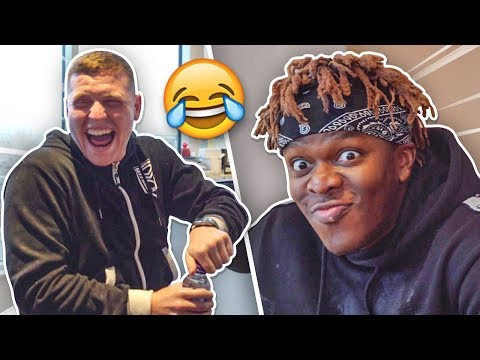 TIK TOK TRY NOT TO LAUGH CHALLENGE vs KSI