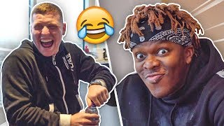 Download TIK TOK TRY NOT TO LAUGH CHALLENGE vs KSI Mp3 and Videos