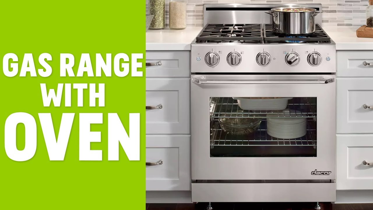 Top 5 Best Gas Range With Oven Best Gas Stoves And Ranges Youtube