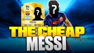 The cheap messi!