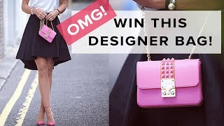 WIN A DESIGNER BAG! | Day to Night Outfit SS17 | Sophie Shohet | #AD